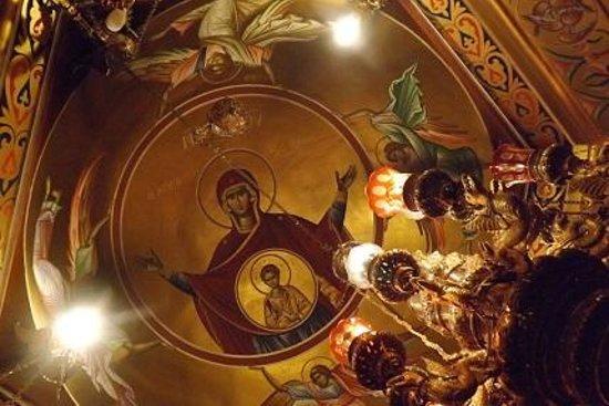 Church of Agios Dimitrios : Affreschi