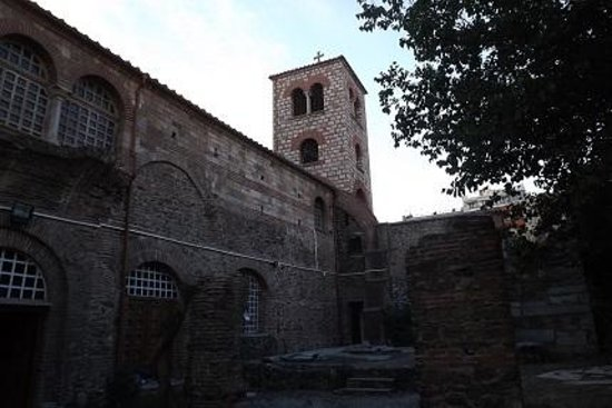 Church of Agios Dimitrios: Esterno