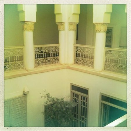 Hotel & Spa Dar Baraka & Karam: le patio