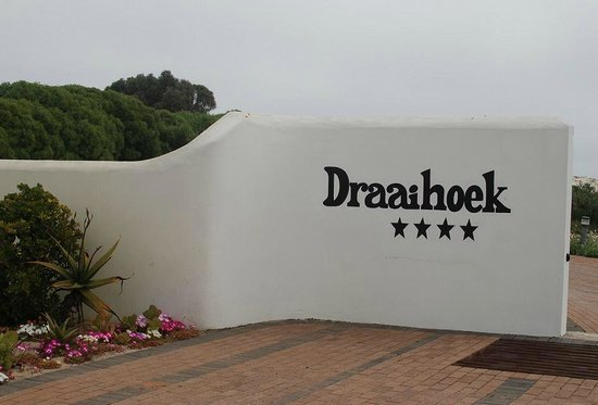 Draaihoek Lodge & Restaurant: Gate