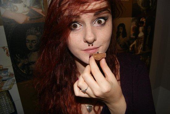 Choco Story: Eating the NOM chocolate