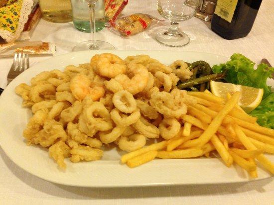 Ristorante al Brenta : La frittura