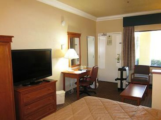 Comfort Inn & Suites San Francisco  Airport North: 部屋2