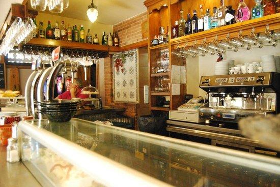 Fresnedillas de la Oliva, Spain: la cerveza siempre fresquita