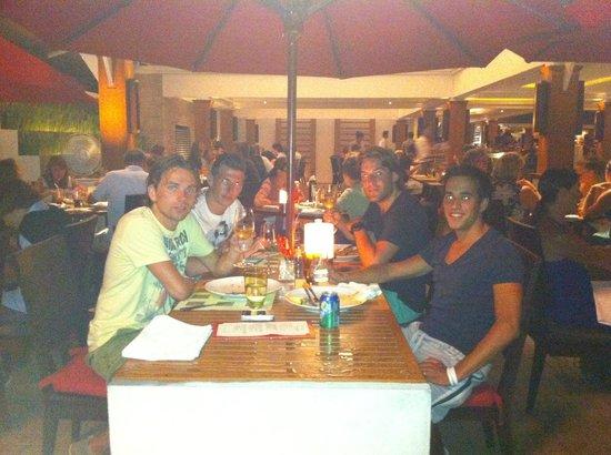 Prego Italian Restaurant: Restaurant Prego