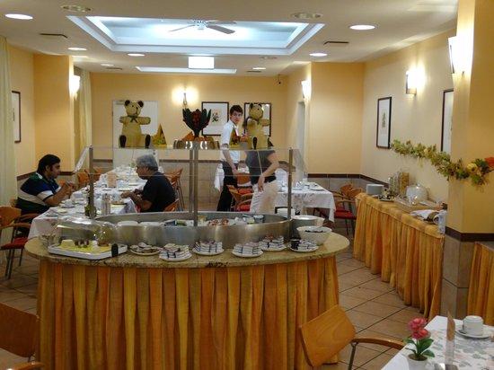 Hotel Mado: Uitgbreid aanbod bij het ontbijt