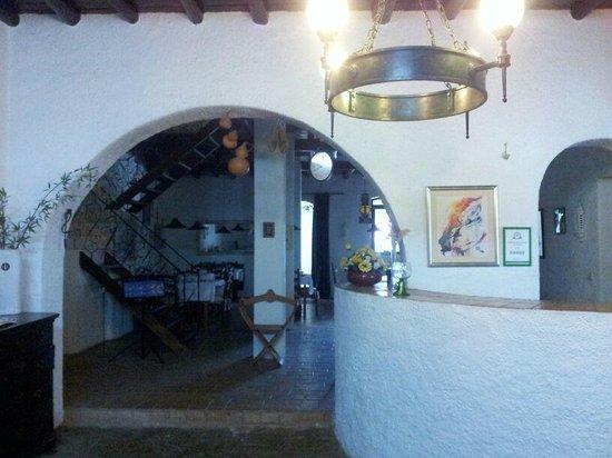 Rio Arade: Entrance