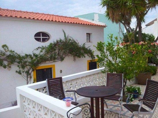 Rio Arade Manor House: Where John lives