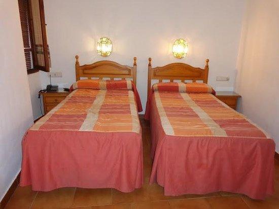 Hotel Los Patios: Habitación