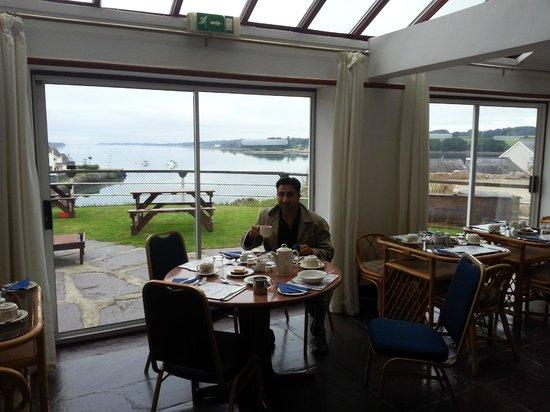 Hotel Port Dinorwic : Restaurant