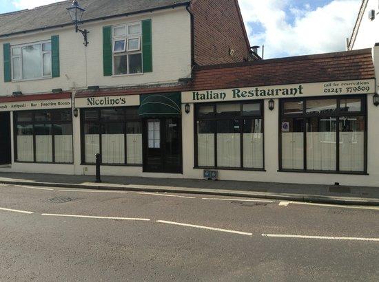 Nicolino S Italian Restaurant Emsworth