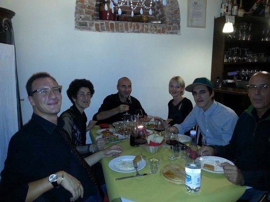 Cena alla Cantina Scoffone