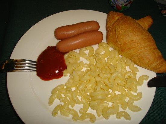 Aliot Hotel: Завтрак