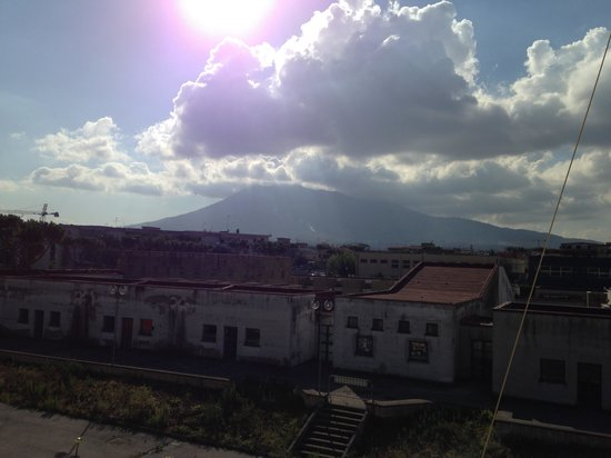 Hotel Leonessa : View from rooftop bar
