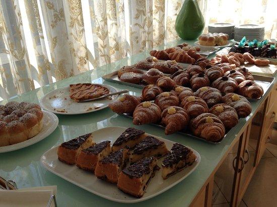 Hotel Leonessa: Breakfast!