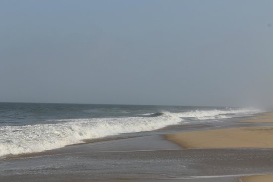 Marari Beach Resort: Strand