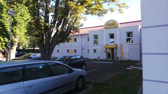 Premiere Classe Pau - Bizanos : Entrée