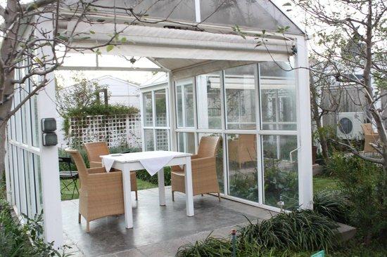 Le Franschhoek Hotel & Spa: Le Verger Restuarant