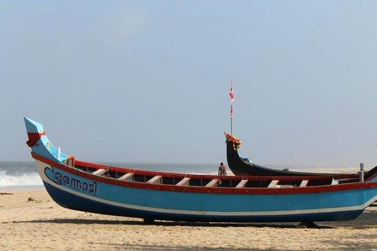 Marari Beach Resort : Strand