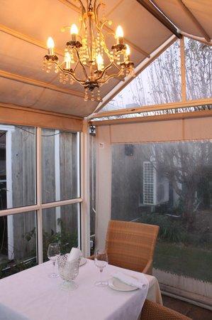 Le Franschhoek Hotel & Spa: Le Verger Restaurant
