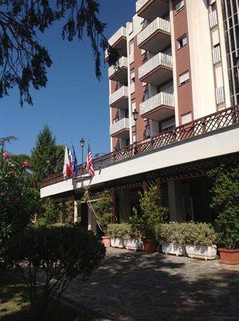 Park Hotel dei Massimi: hotel front