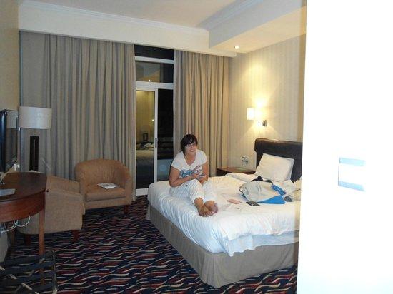 Cassells Al Barsha Hotel Dubai: Our Room