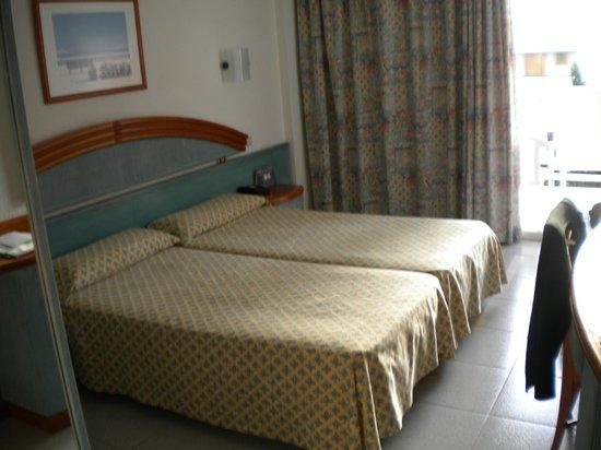Insotel Hotel Formentera Playa : chambre standard