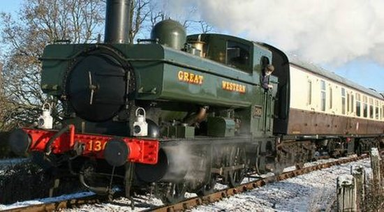 Chinnor, UK: 1369