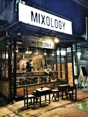 Mixology Chiangmai Burger