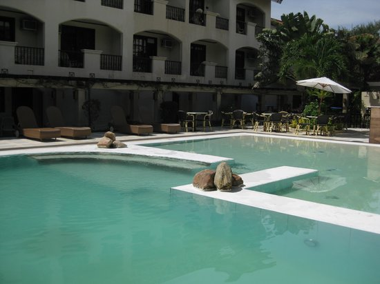 Le Soleil de Boracay: プール