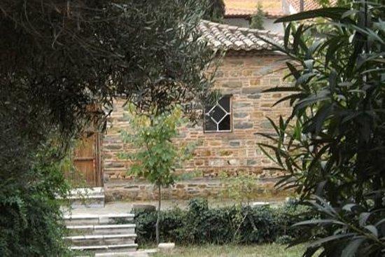 Church of Agios Nikolaos Orphanos: san nicola