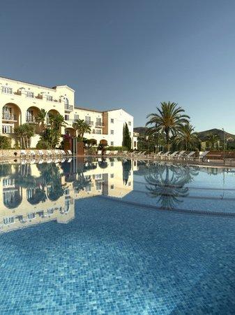 Hotel Príncipe Felipe 5*- La Manga Club: Pool