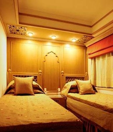 Maharaja Express Bed Room Picture Of Pizza Express London