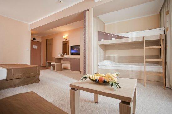 DIT Evrika Beach Club Hotel: Studio