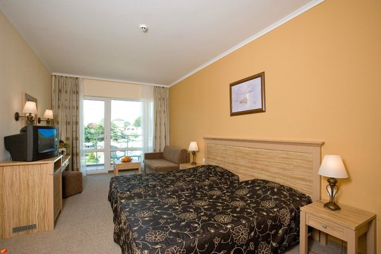 DIT Evrika Beach Club Hotel: Double Room