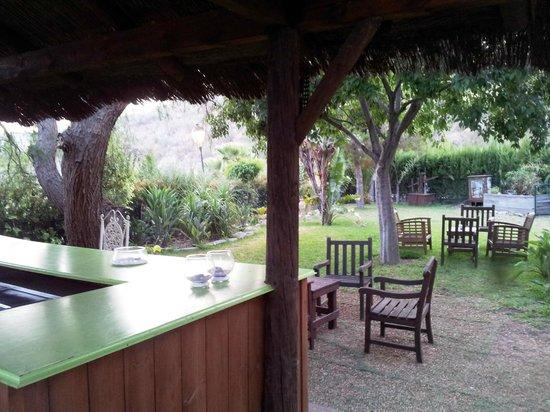 Hotel Rural Molino de Santillan : Bar