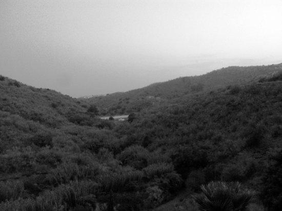 Hotel Rural Molino de Santillan : Vistas desde el mirador del Hotel