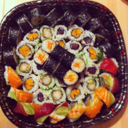 Sushi Express Clapham Junction: Small Platter