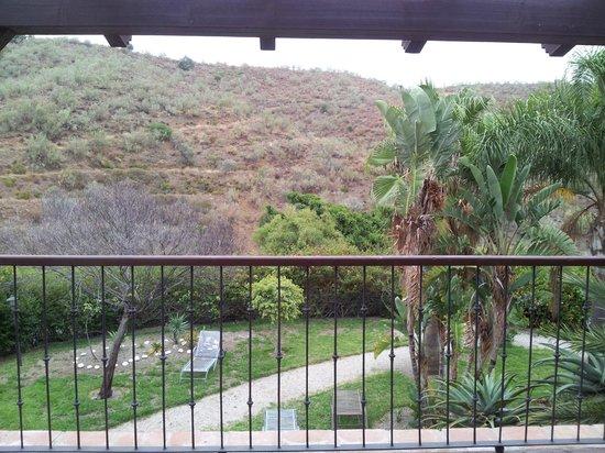Hotel Rural Molino de Santillan : Vistas desde la habitación 16