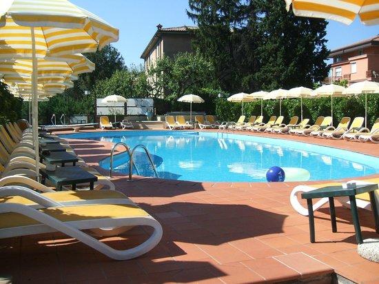 Hotel Villa Mulino: Pool Area