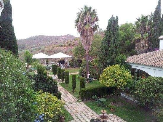 Hotel Rural Molino de Santillan: Patio principal