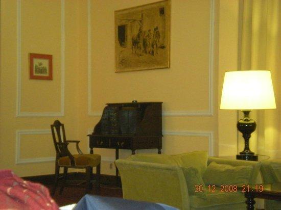 Hotel Palacio de Valderrabanos: zonas comunes mejor