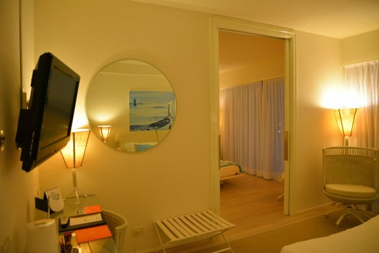 UNA Hotel Versilia: Deluxe Junior Suite