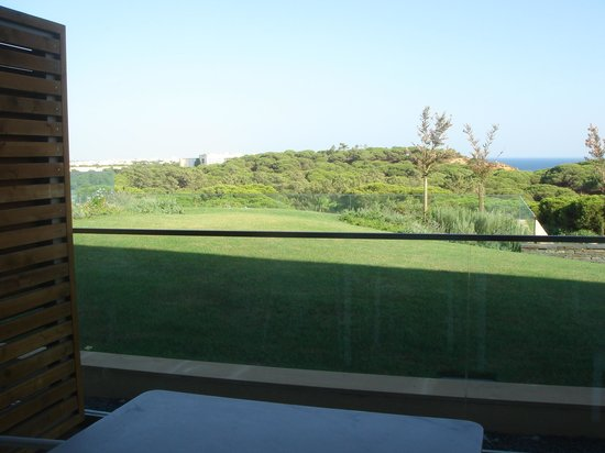 EPIC SANA Algarve Hotel: View from balcony