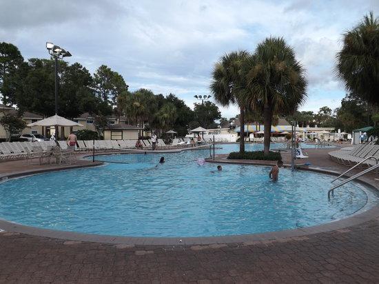Sheraton Vistana Resort - Lake Buena Vista: Super pool
