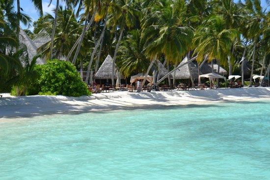 Shangri-La's Villingili Resort and Spa Maldives: The villa