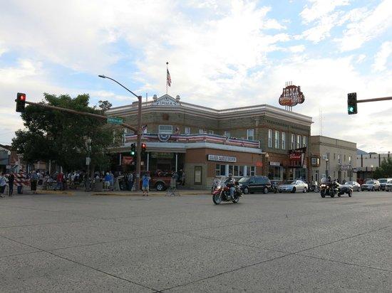 Buffalo Bill's Irma Hotel: Irma Hotel