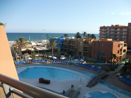 Protur Roquetas Hotel & Spa: from our room