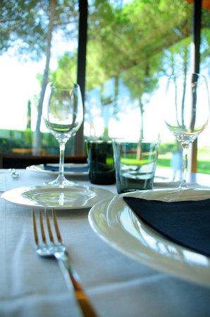 Swing Gourmet : Agradables vistas
