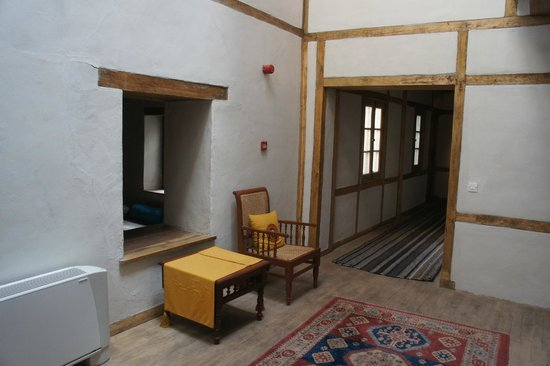 Inside The Hotel First Floor Picture Of Serena Khaplu